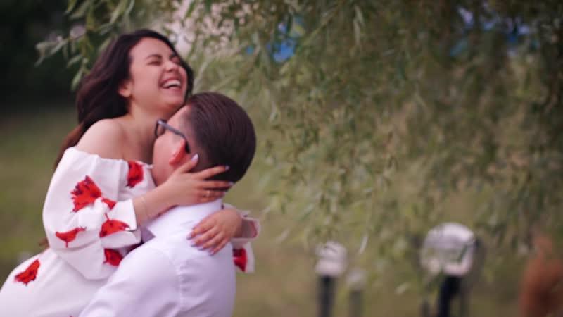 Олег и Алена 14.07.2018