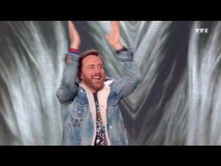 David Guetta / Zak Abel / Hyphen Hyphen - 2U / Dirty Sexy Money (NRJ Music Awards 2017)