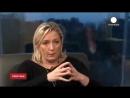 Marine Le Pen - Interview (Deutsch) - Islamkritik - DE, AT, CH