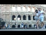 ILYA and Elvina, BACHATA. Italy, Rome ??