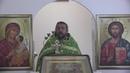 Проповедь в день памяти преподобного Саввы Освященного Священник Игорь Сильченков