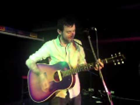 Jim Ward - Fences Down (Acoustic) - Live in Brisbane 131208