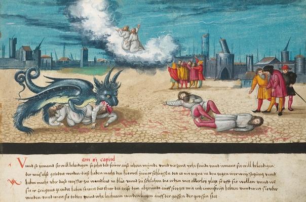 Аугсбургская Книга чудес В 1552 году, в Швабской части Священной Римской империи, в Императорском Вольном городе Аугсбурге появилась любопытная и щедро иллюстрированная рукопись под названием