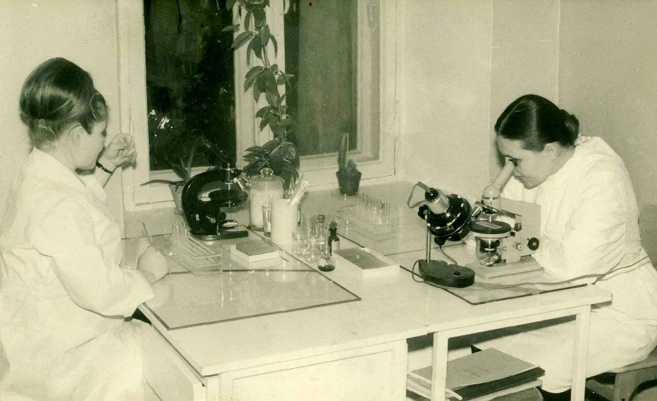 старые биологи