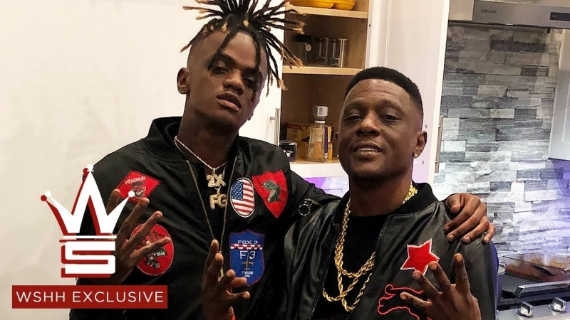JayDaYoungan Feat. Boosie Badazz All Cancer (WSHH Exclusive - Official Audio)
