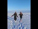 В такой мороз мы смогли мы решились и добрались до озера Ура 👯