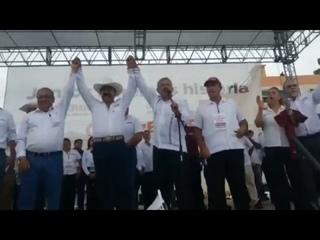 AMLO en Ciudad del Carmen, Campeche