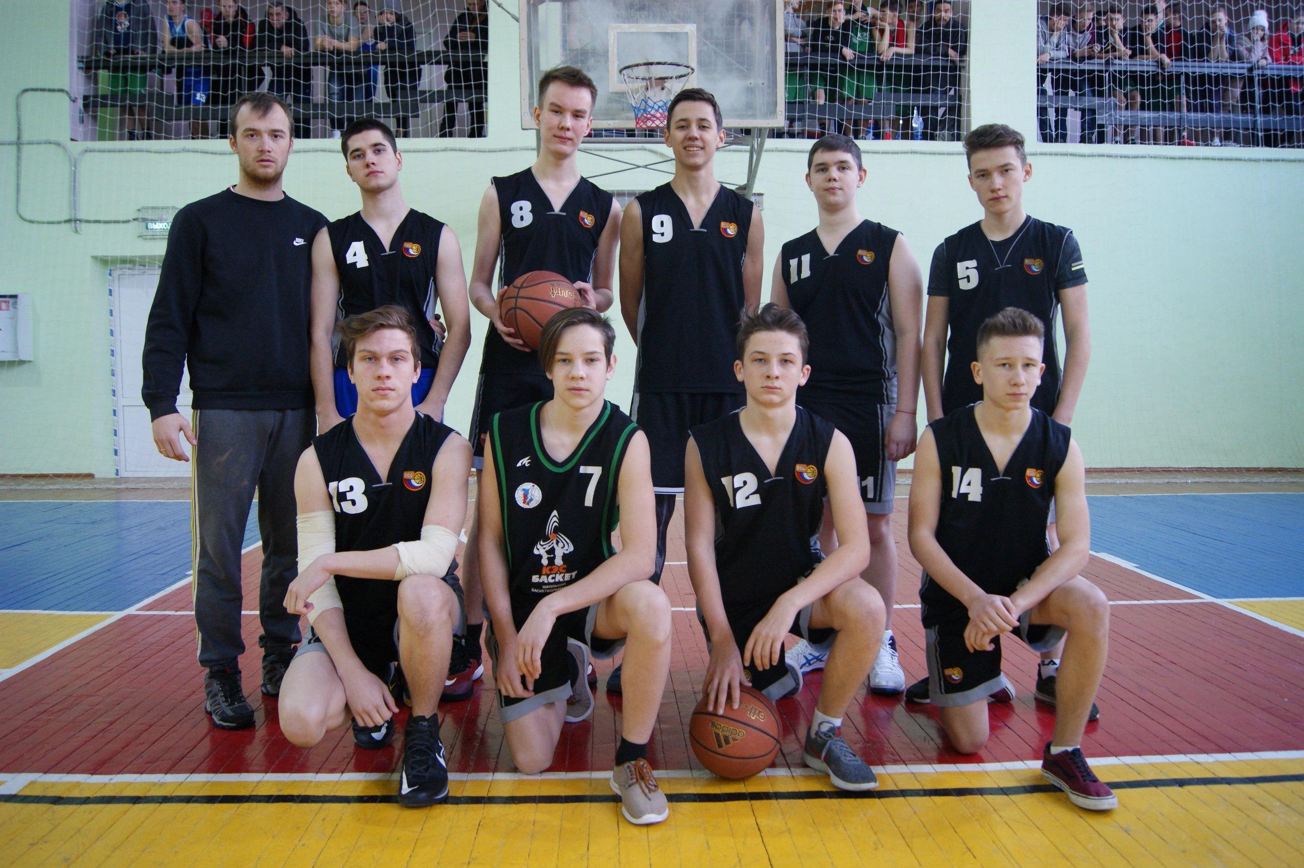 турнир по баскетболу памяти Кочкиной, Чайковский, 2018 год