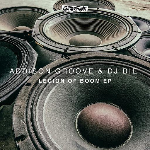 Addison Groove альбом Legion of Boom
