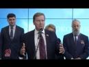 18 09 2018 Олег Нилов на выставке Покорение русской Арктики время и технологии