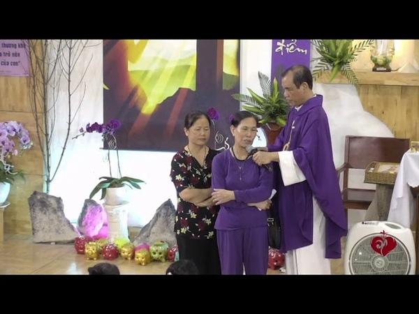1 Người Lớn Tuổi Ở Phú Thọ Bị Bệnh Mỡ Máu, Bệnh Tiểu Đường, Bệnh...Được Chúa Thương Xót Chữa Lành