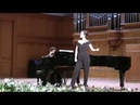 Alexandra Koroleva Verdi Un ballo in maschera Oscar's aria Volta la terrea