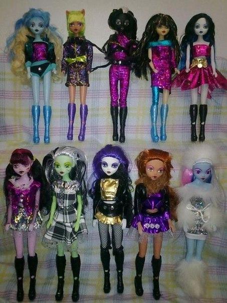 Поделки для кукол мх