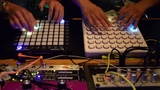 M4SONIC &amp Shawn Wasabi - MarbleVirus - Launchpad vs. MIDI Fighter 64