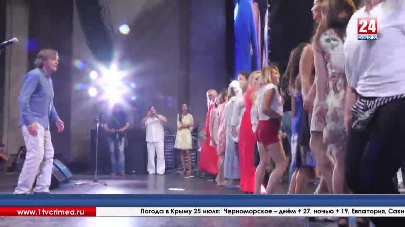 Первый концерт Эмира Кустурицы в Крыму прошёл на ура Человек-легенда дал первый и единственный концерт в Крыму. Обладатель двух