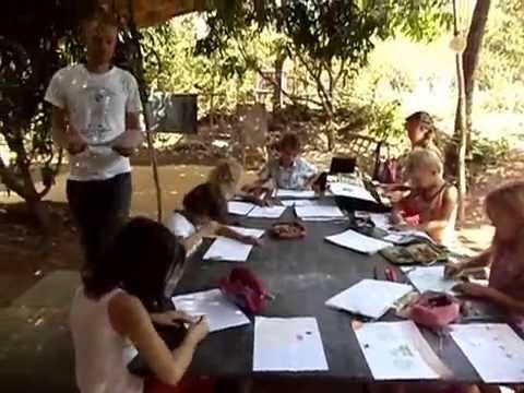 Перелетная Школа 2015 Гоа