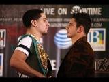 Danny Garcia VS. Mauricio Herrera Press Conference in P.R. - + JuanMa Lopez VS. Daniel Ponce De Leon