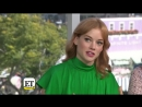 «Comic-Con 2018» Интервью для «Entertainment Tonight» о сериале «Касл-Рок» 20.07.18