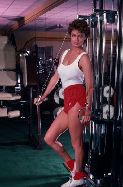 Подборка фото актрисы Сьюзан Сарандон. 1970-е