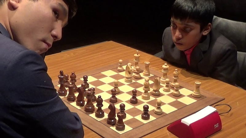 IM Praggnanandhaa Rameshbabu - GM Wesley So, Rapid chess, Najdorf Defence, PART I