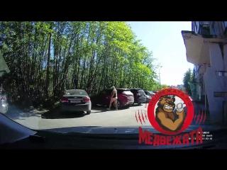 Вскрытие Range Rover Evoque