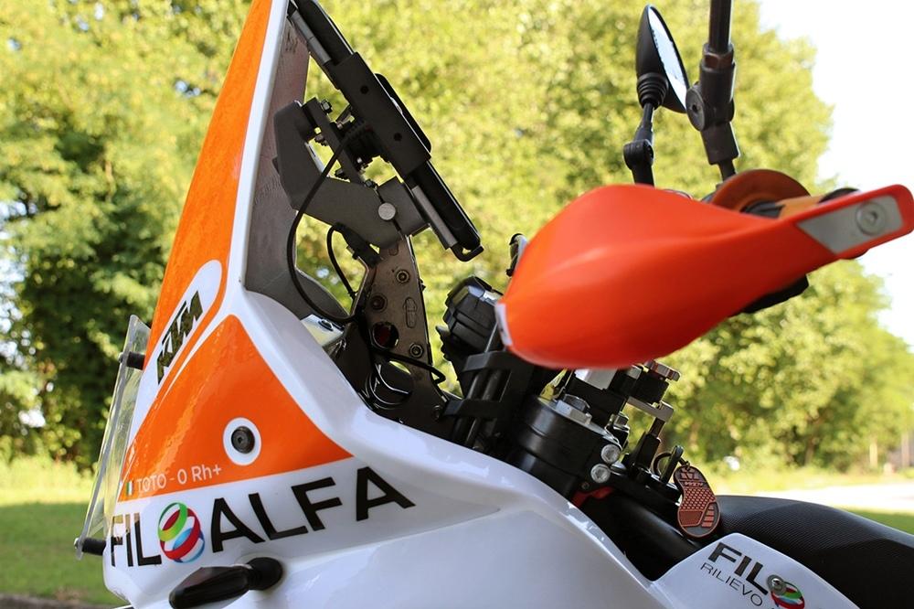Антонио Берера использовал 3Д-печать во время гонки Gibraltar Race 2018