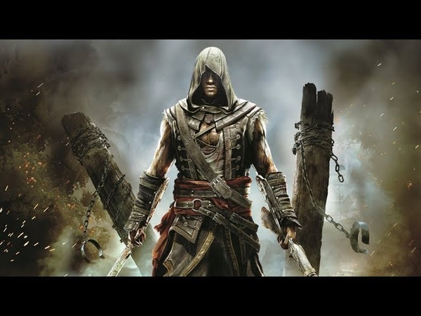 Трейлер игрофильма Assassins Creed IV Freedom Cry (RU)