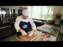 Шеф-повар Андрей Рыдзевский / Мастер класс по разделке и приготовлению норвежской семги