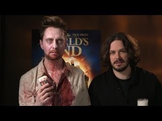 Edgar Wright - Interview With A Zombie