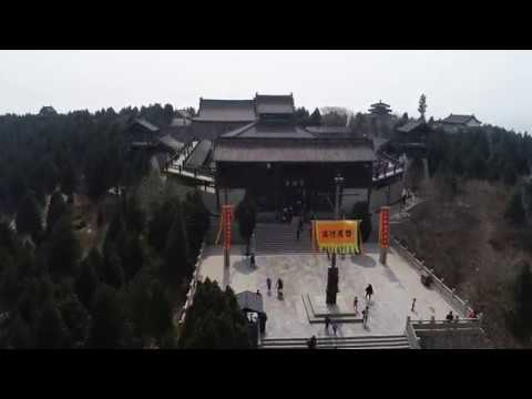 Water Margin Attractions Video Vlog China Famous Attractions in China