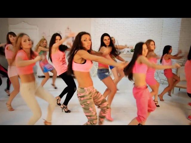 SONYA NEKS/ HIGH HEELS/ Ciara ft. Nicki Minaj - I'M OUT