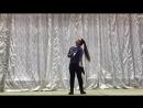 Кривуля Елизавета, ХОЧУ В ПАРИЖ (сл. и муз. Кривуля Елизавета) Концерт в Лицее Искуств, Тольятти