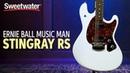 Ernie Ball Music Man Stingray RS Demo