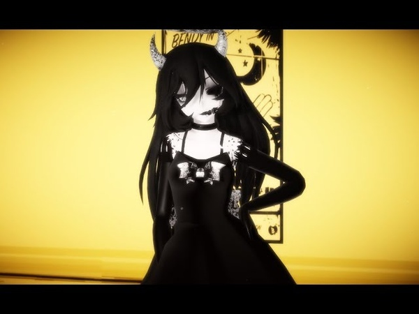 『BATIM』Playing With Fire DL (MMD)【Alice Angel】