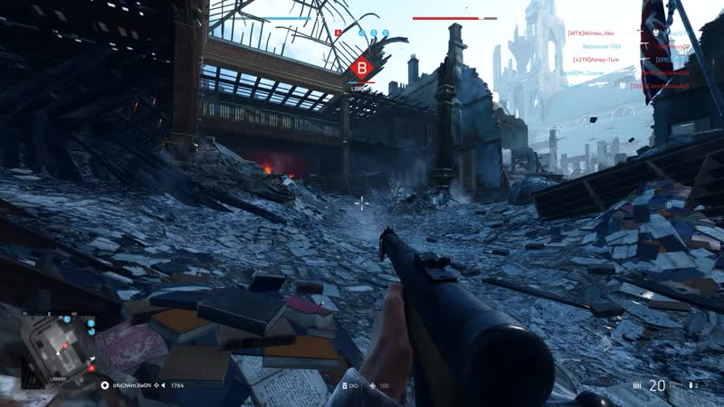 Battlefield 5 How bad is the visibility ٭EXPERIMENT٭