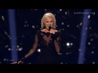 Sanna Nielsen - Undo (Sweden) LIVE ЕВРОВИДЕНИЕ 2014 БОЛЬШОЙ ФИНАЛ