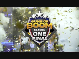 Guns of Boom Season One Final in Los Angeles, USA
