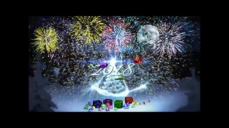 Старый новый год в Акваклубе РК БережкиХолл 14 01 2018