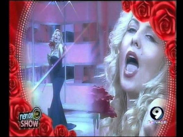 LISA FUSCO - MI MANDI ROSE - CANALE 9 - NON CE UN EURO SHOW