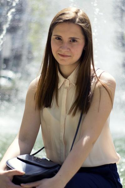 Надя Галкина