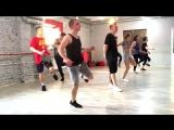 Школа танцев SHUFFLE SCHOOL | Мастер-классы с Александром FINI Ивановым