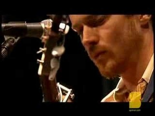 Damien Rice: Cannonball (live)
