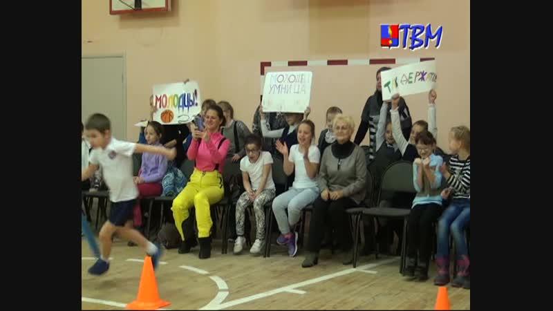 Неслабое звено Весёлые старты собрали в Полярисе самых спортивных школьников