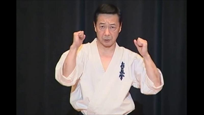 Kyokushin Kihon Geiko por Oishi Daigo Hanshi