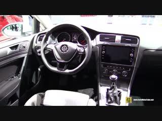 2018 Volkswagen Golf Variant R Line - Exterior and Interior Walkaround - 2018 Geneva Motor Show