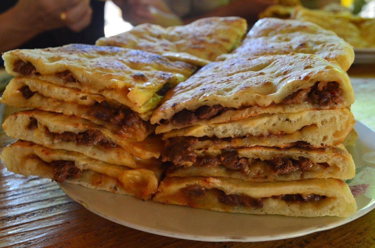 Грузинская кухня рецепты сванури марили
