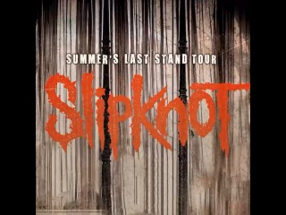"""Slipknot on Instagram: """"#SummersLastStandTour with @lambofgod, @bfmvofficial, and @miwband runs from July 24 through September 5. Tickets are now available here:…"""""""