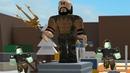 Супер Секретная ВОЕННАЯ БАЗА Аквамена ROBLOX TYCOON Это Мое первое видео Фильм Игровой канал