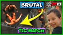 WWE 2K19 TLC Match - When MONSTERS Collide With LADDERS