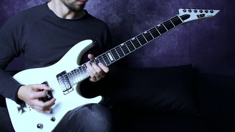 Burzum - Glemselens Elv Guitar Cover